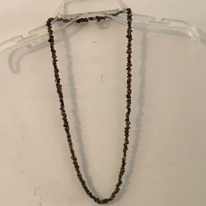 rock type necklace